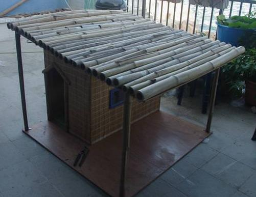 Rocky's Tropical Or Summer Dog House 2