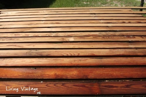 Step 5 How To Clean Reclaimed Wood