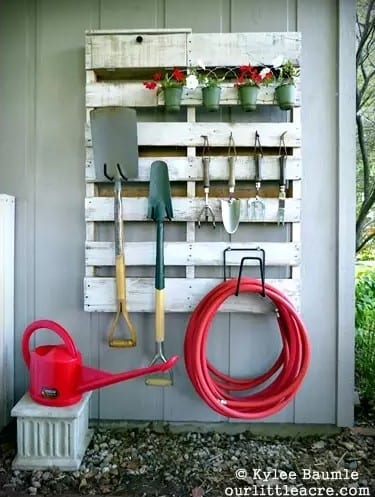 Gardening Organizer By Our Little Acre
