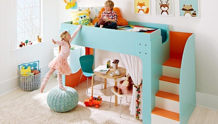 Junior Loft Bed From Lowes