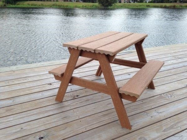 The Composite Toddler Picnic Table Designs