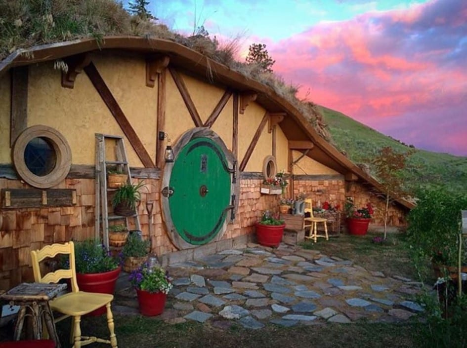 Tiny House In The Shire