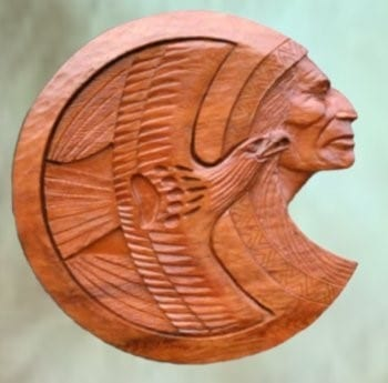 A Glimpse On The Native American Woodworking