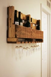 And Possibly Dinosaurs Wine Rack