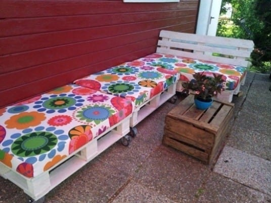 Another Cool Patio Lounger