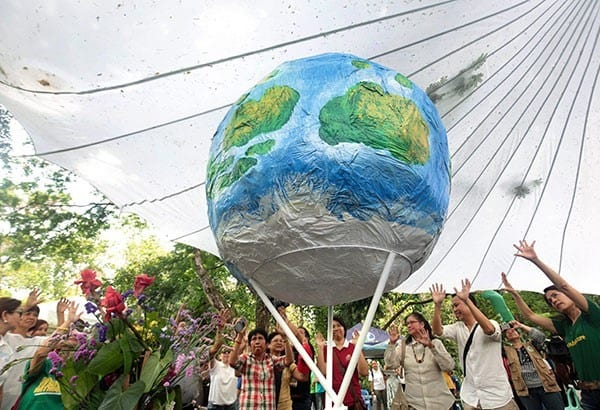 Celebrating Planet Earth's Day In The Philippines