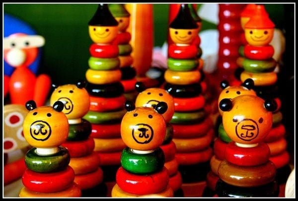 Channapatna Toys The Beginning