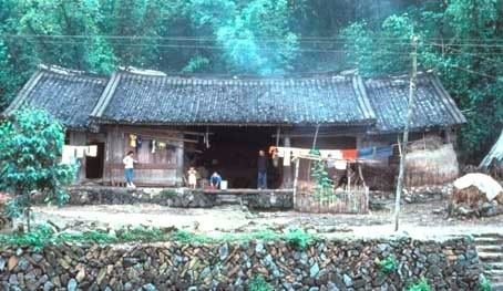 Chinese Wooden Dwellings