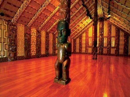 Exploring The Rich Symbolism Of The Marae