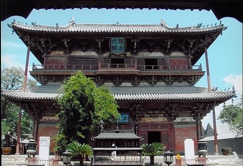 From Simple Wooden Dwellings To Stunning Wooden Palaces Temples