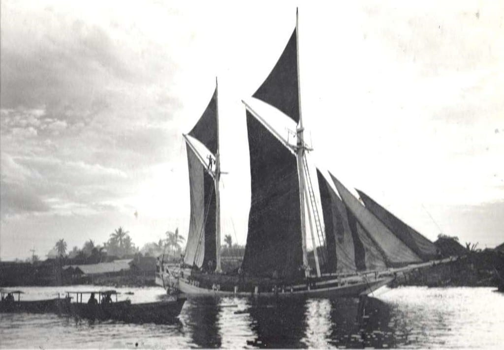 How The Art Of Indonesian Boat Building Was Born