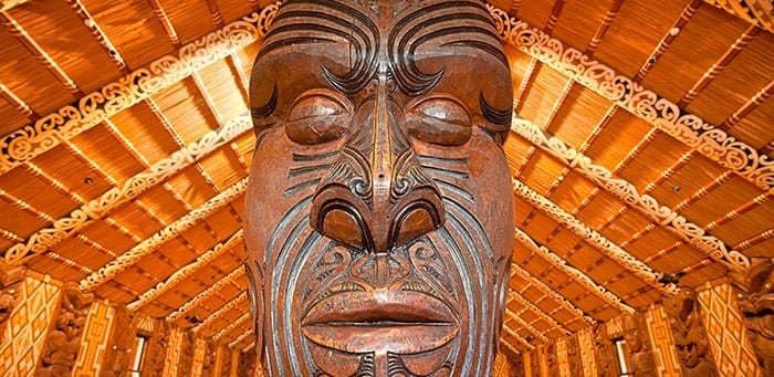 Legends And Stories About The Marae