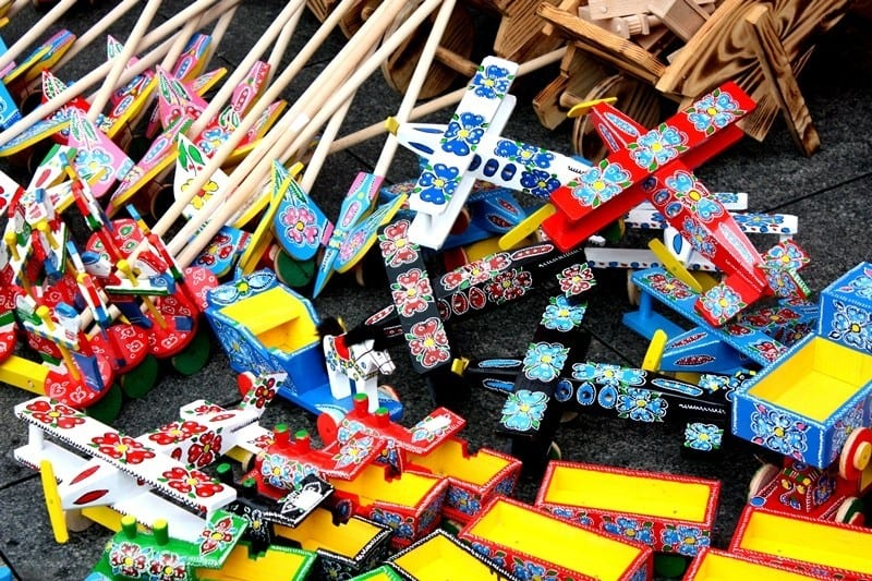 Looking Into The Diversity Of Models Of Traditional Croatian Handcrafted Wooden Toys