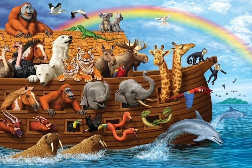 Mind Blowing Read On The Legacy Of Noah's Ark The 6Th Mass