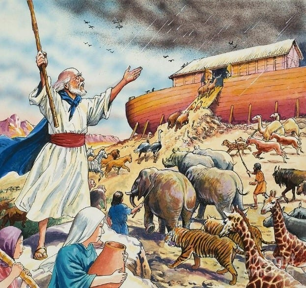 Noah's Ark An Overlook On The Different Versions Of Building The Ark United By Rich Symbolism