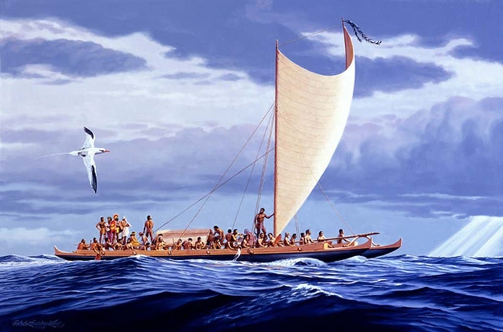 Polynesians The Great Navigators Who Were The First To Reach Hawaii
