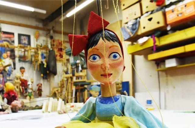 Puppetry In Slovakia And Czechia