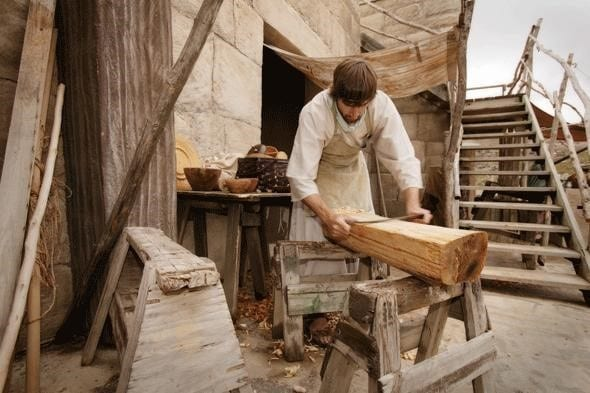 Roman Carpentry And Its Influences