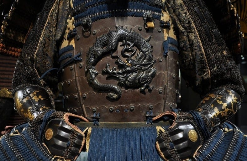Samurai Legends Marked By The Art Of Japanese Woodworking