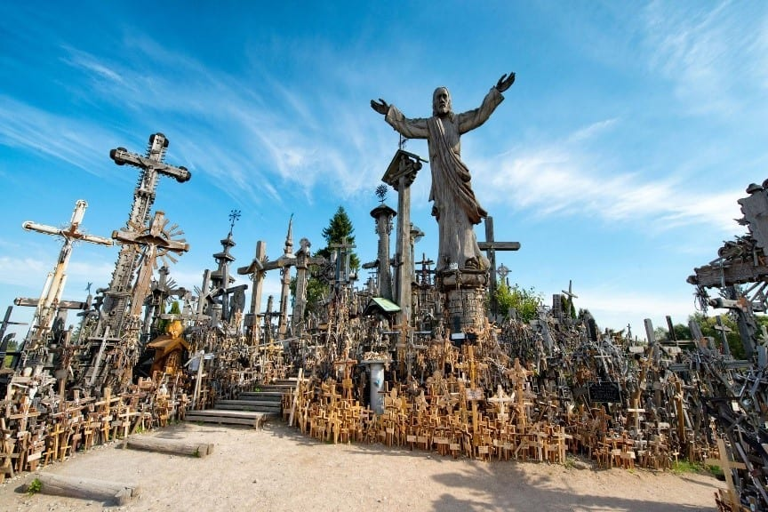 The Hill Of Crosses A Sacred Place That Proves Faith Knows No Limits And Censorship