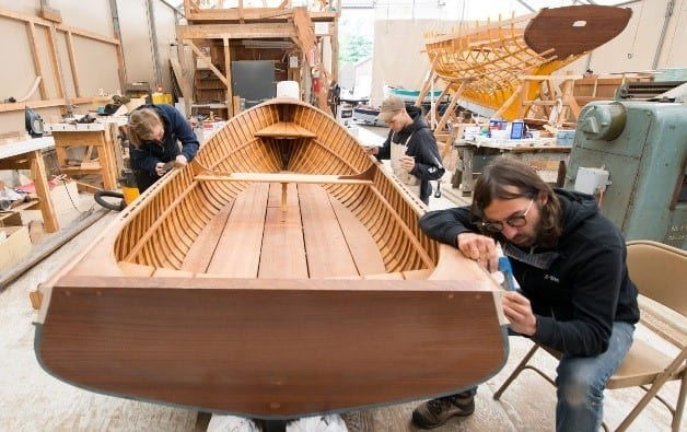The Importance Of Wood For Boat Building Purposes