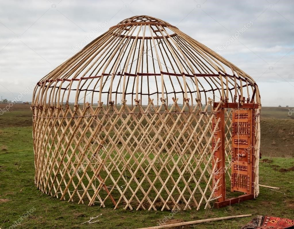 The Unique Structure Of The Mongol Ger