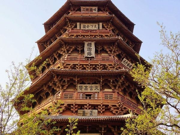 The Unique Wooden Components Of Traditional Chinese Architecture