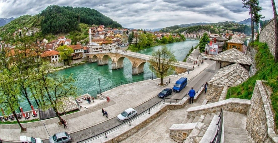 The Town Of Konjic