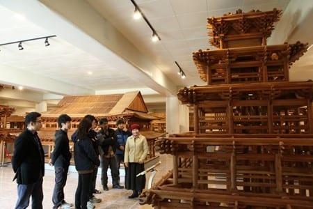Traditional Korean Timber Framing As Cultural Heritage The Bottom Line