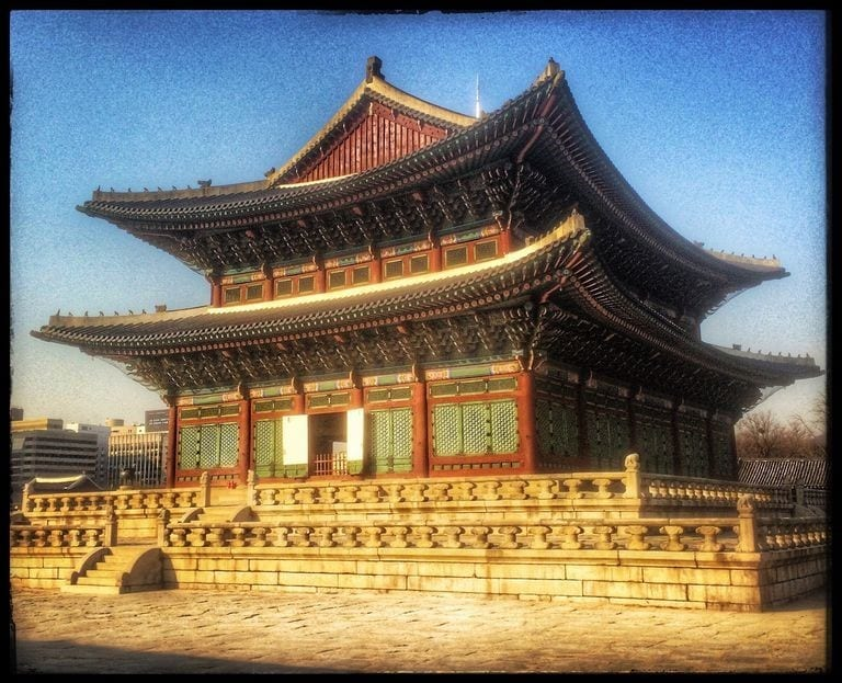 Traditional Korean Vs. Japanese Vs. Chinese Wooden Architecture