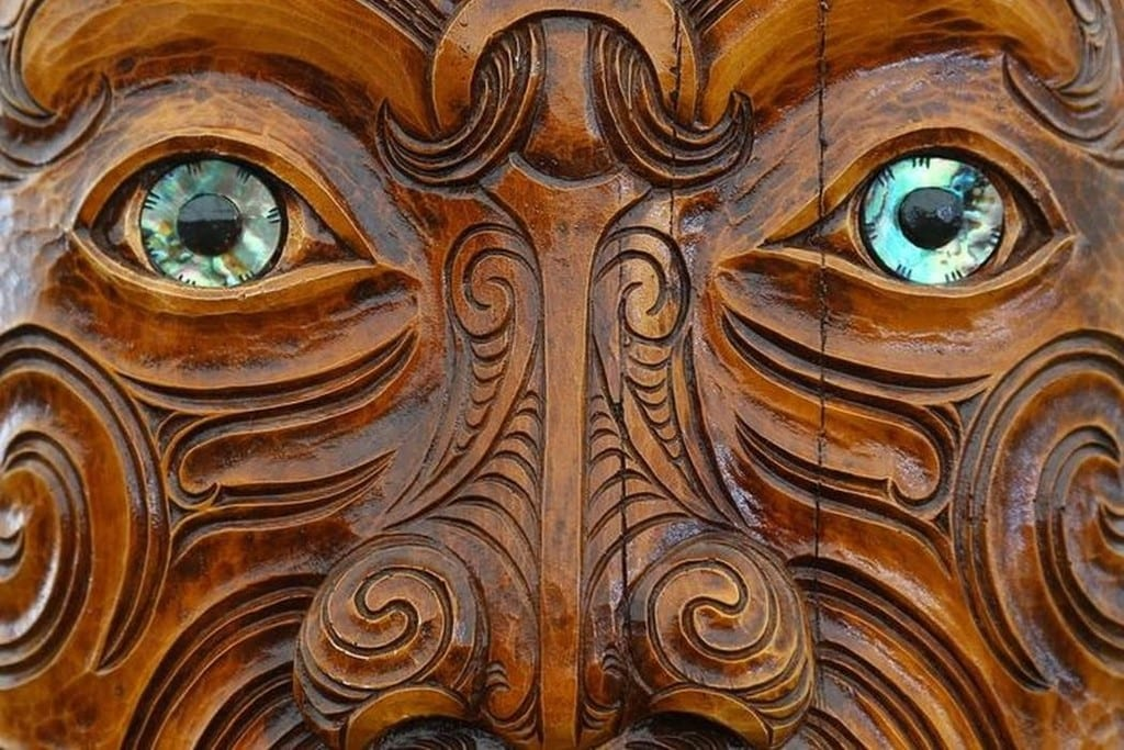 What Is The Meaning Of Maori Spirals In The Art Of Woodcarving