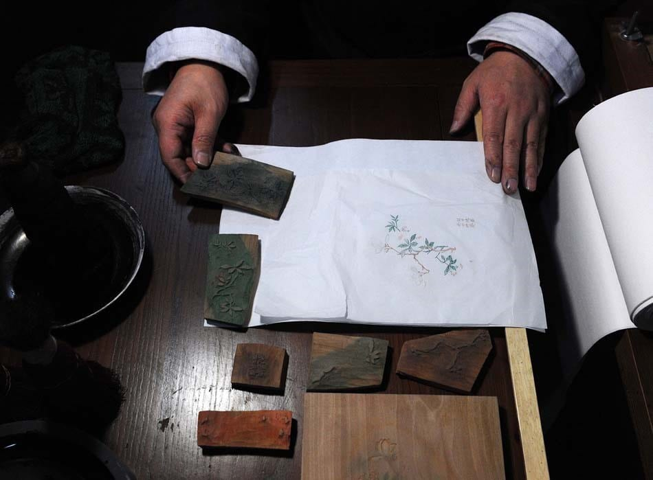 Woodblock Printing Evolution In The Song Ming And Qing Dynasties