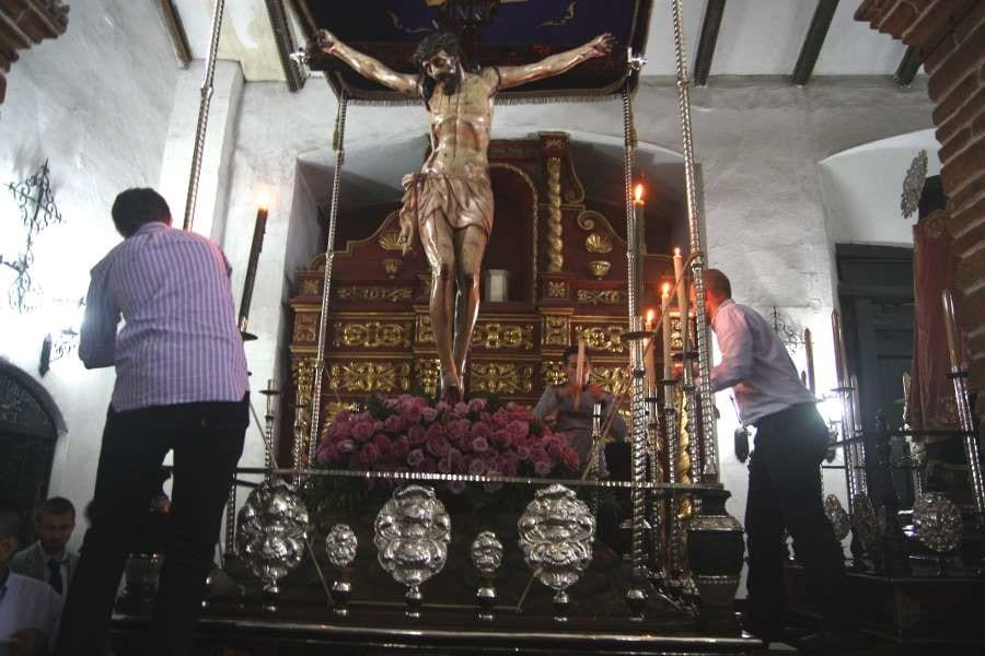 Woodworking And Rich Symbolism As Part Of The Holy Week Processions In Popayán Colombia