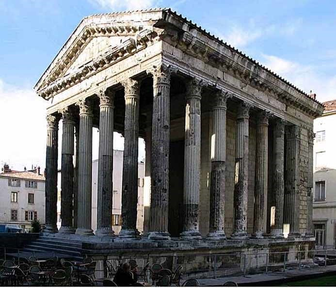 Historical Architectural Contributions Of The Roman Empire
