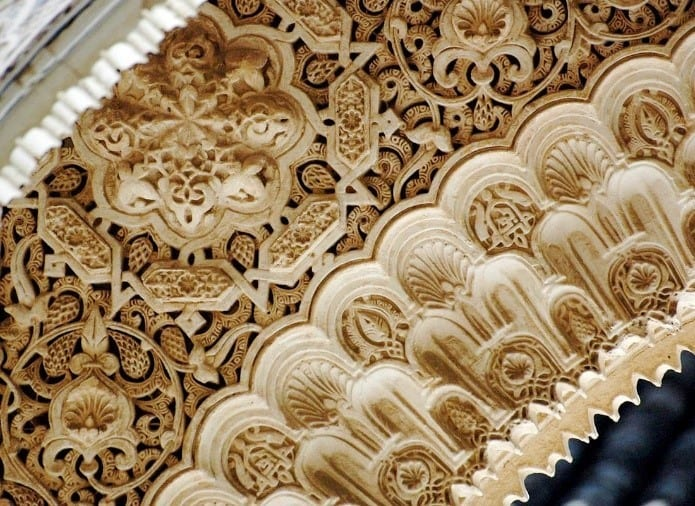 Iranian Detailed Delicate Wood Carvings 2