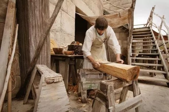 Ancient Woodworking