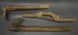 Antique Primitive Tools