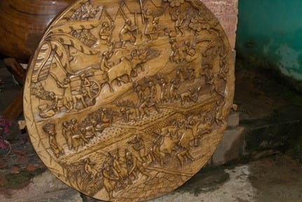 Art Of Zafimaniry Woodworking And Woodcarving