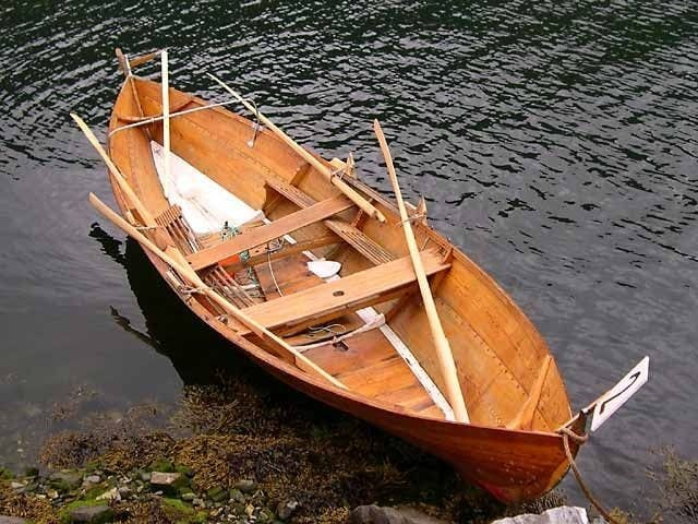 Diverse Uses Of Oselvar Boats