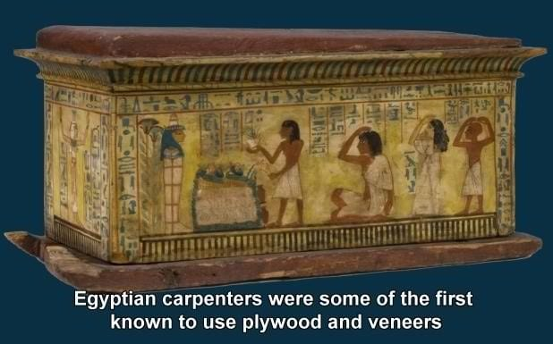 History Of Carpentry In Egypt