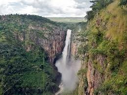 Kalambo Falls Zambia