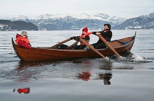 Oselvar Boats Norwegian's Deep Relationship With The Living Nature