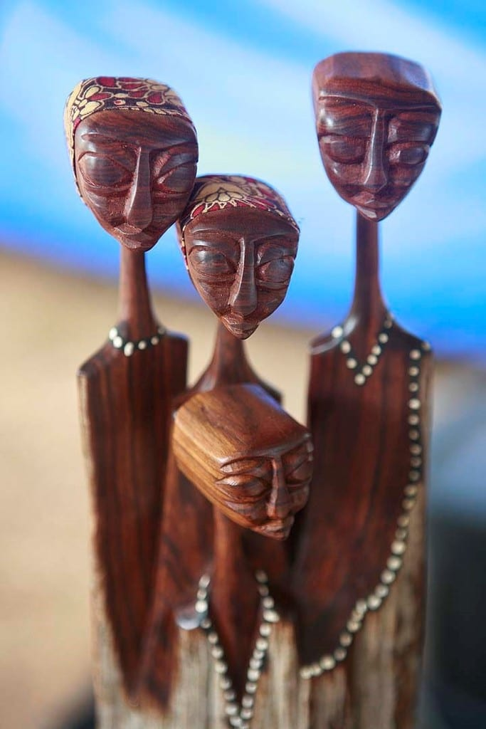 South Africa Wood Carving