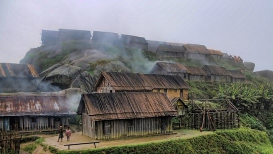 The Stories Behind The Traditional Zafimaniry Houses