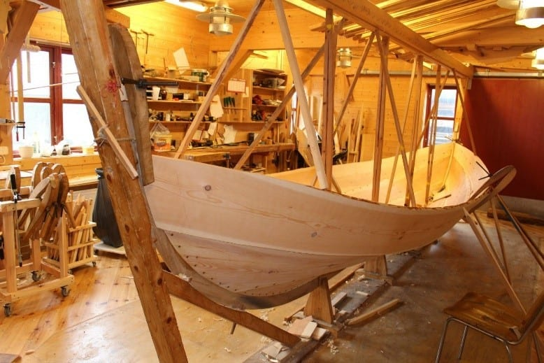 Tracing The Roots Of Oselvar Boats Building