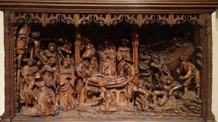 Wood Carving In European History