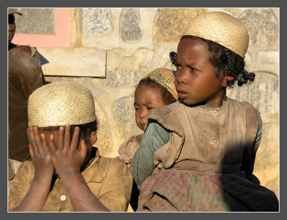 Traditional Hats Of The Zafimaniry