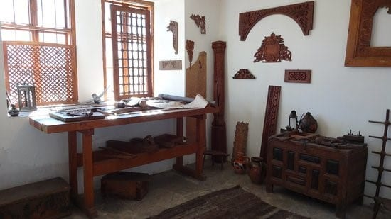 Woodcarving For Home Decoration Style